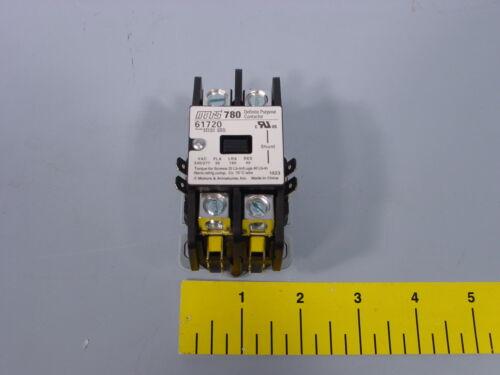 Mars 61720 780 Contactor 1.5P 30A 24V