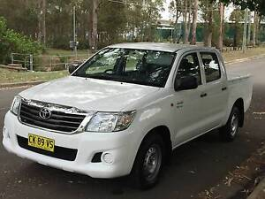 2013 Toyota Hilux Ute  V6 4.0 LT  AUTO Parramatta Parramatta Area Preview