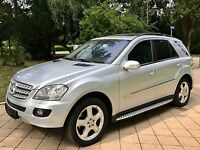 Mercedes-Benz M-Klasse ML 420 CDI AMG Sport AIRMATIC