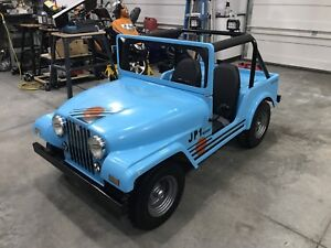1:2 Half Scale Jeep, Extremely Rare, Made In Italy! Agostini