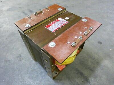 Ge 9t22b4313 Transformer 10 Kva 1-ph 240480v 120240v Type Ml-c 10.0-kva