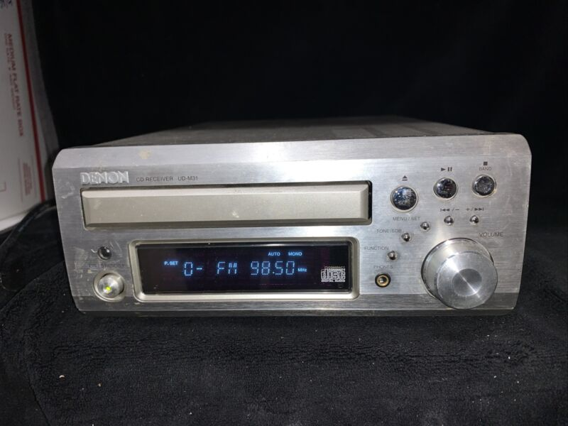 Denon UD-M31 Stereo CD Receiver - Great Working Condition