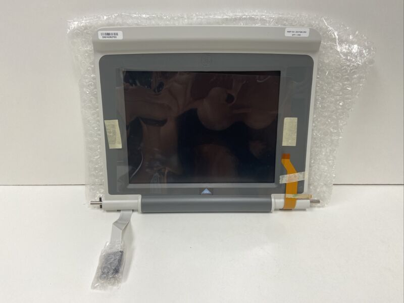 GE Marquette 12SL LCD NEW Screen Assembly Replacement