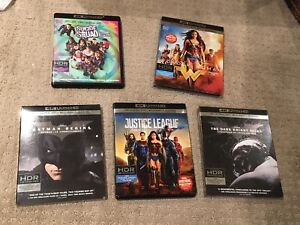 DC Movies Justice League Bat & Superman Wonder Woman
