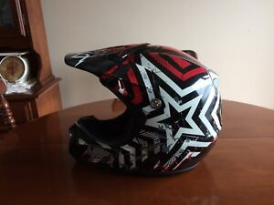 Casque de motocross Fox