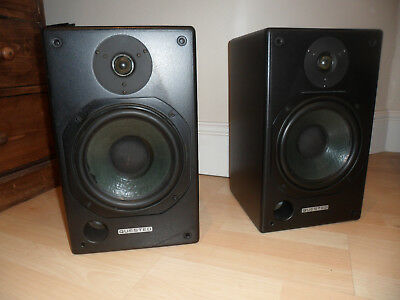 QUESTED H108 Passive Nearfield Reference Monitor Speakers PAIR