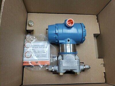 Emerson Rosemount Hart 3051 Differential Pressure Transmittermodel 3051cd New
