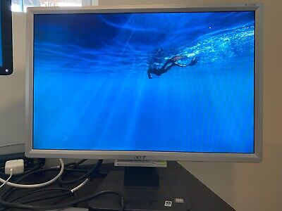 """Acer 22"""" LCD Monitor - Resolution 1680 x 1050 Widescreen - AL2216W"""