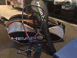 Racquet ball set for sale