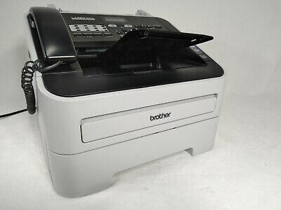 Electronicshigh-speedcompactfastbrother Intellifax-2840 Laser Fax Machine