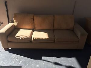 2 seater and 3 seater couch for free Lane Cove Lane Cove Area Preview