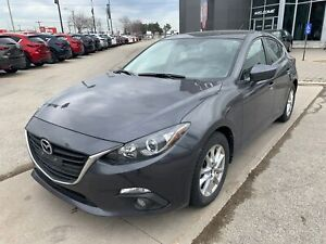 2015 Mazda Mazda3 Sport GS|1OWNER|CLEAN|ROOF|MANUAL|SOLD