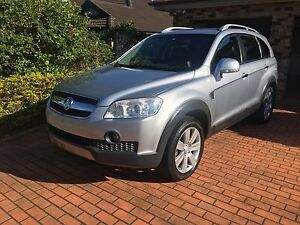 2009 Holden Captiva 7 seater leather DIESEL 4x4 Biggera Waters Gold Coast City Preview