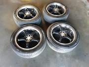 Multi Studs 17s Holden Cruze Ford Rims & Tyres Woodridge Logan Area Preview