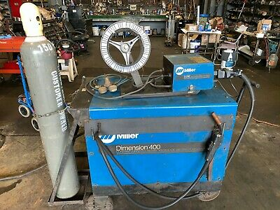 Miller Dimension Arc Welder - Model 400