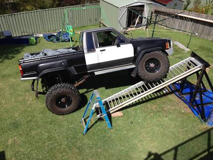Toyota Hilux Competition 4wd