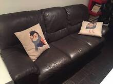 Italian Leather Couch FREE Randwick Eastern Suburbs Preview