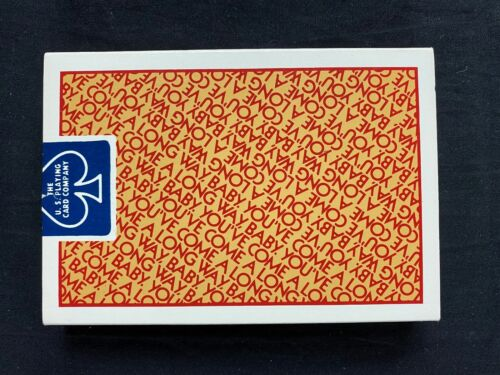 1985 virginia slims playing cards philip morris