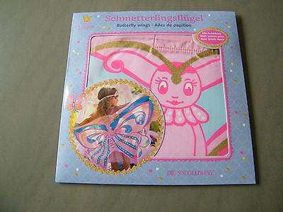 NEU Schmetterlingsflügel  Prinzessin Lillifee Verkleidung Kostüm Spiegelburg