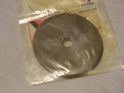 New Graco Sprayer Oem Diaphragm Pn 161-403 Genuine Factory Parts Fast Shipping