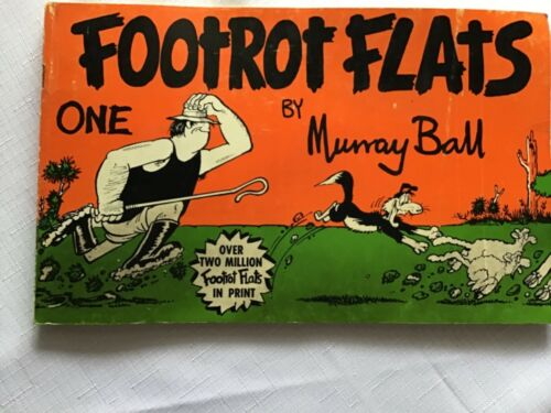 Footrot Flats Number ONE