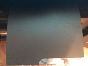 160gig PS3 Slim with extras!