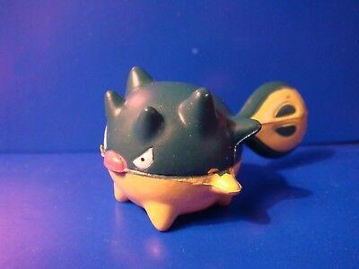 Pokemon Figur 3x5,5cm BALDORFISH QWILFISH NR. 211 / 2. Generation Sammlung TOP