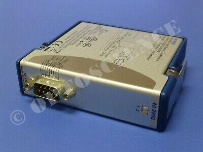 National Instruments Ni 9862 Cdaq Can Interface Module