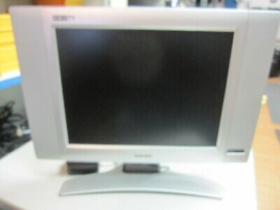Phililip Magnavox HD TV, Computer Monitor, Model Number 15MF605T/17, WORKS GREAT