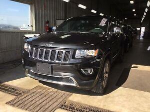 2016 Jeep Grand Cherokee Ltd. 4x4 *Lthr/Nav