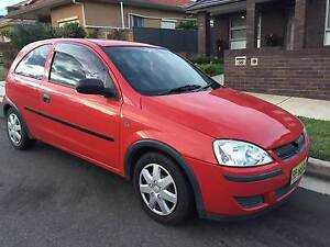2005 Holden Barina Hatchback Belmore Canterbury Area Preview