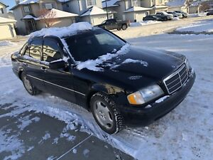For sale 1997 Mercedes C230