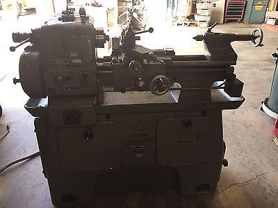Hembrug Nederland A1 Tool Room Precision Lathe 9 X 18