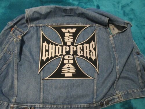 Motorcycle club colors WEST COAST CHOPPERS