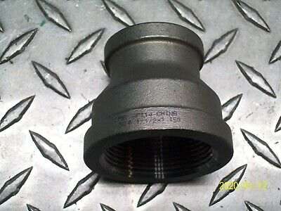 1-12 X 1 Reducer 304 Stainless Steel Ss Class 150 Npt