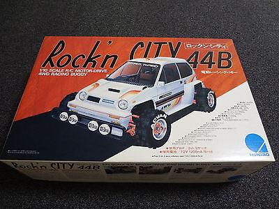 "SUPER RARE VINTAGE HIROBO 1/10 Scale "" Rock'n City 44B ""  R/C KIT NIB"
