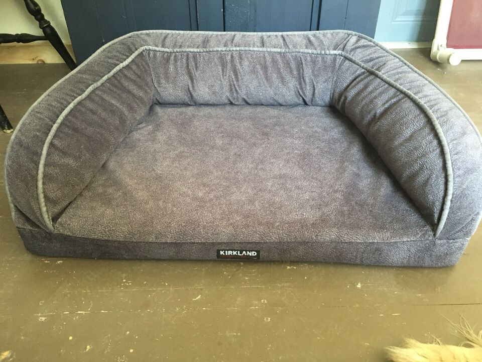 karmathhelp costco square kirkland dog x org bed beds signature custom bolster sofa