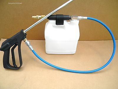 Carpet Cleaning - High Pressure In-line Sprayer