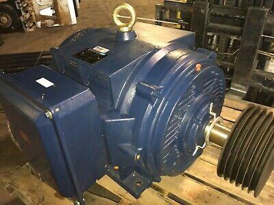 Marathon 2020 Model 100 Hp. Electric Motor 1800 Rpm 3 Ph 230460v Fr 404t Dp