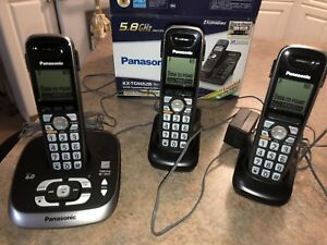 Cordless home phones / answering system