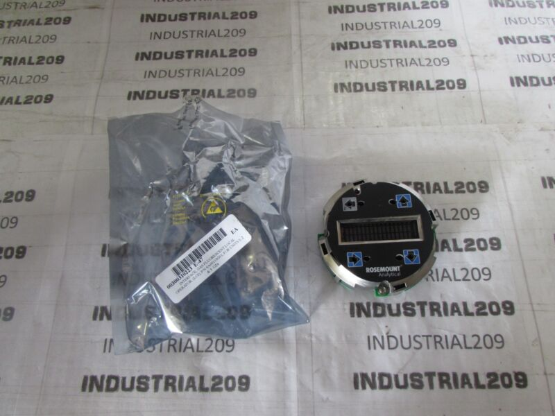 ROSEMOUNT ANALYTICAL INTERFACE 6A00111G01 NEW