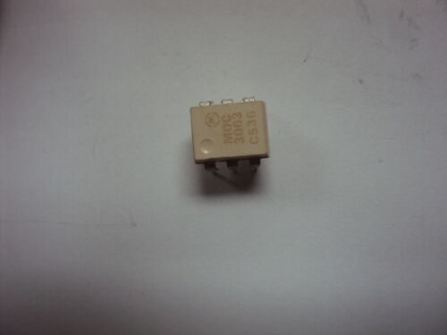 MOC3063  OPTOISOLATOR 5KV TRIAC 6DIP  nos
