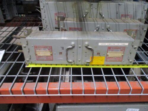 Frank Adam Klampswfuz Ksf 100a 3p 240v Twin Bolt-on Panelboard Switch