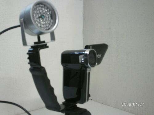 ghost hunting equipment full spectrum / infrared  paranormal camcorder Kit