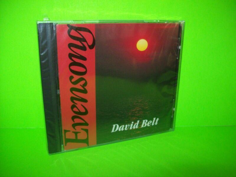 David Belt Evensong SEALED Vintage CD Album 1997 Shining Eagle Records