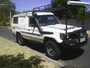 2003 toyota land cruiser motorhome Redwood Park Tea Tree Gully Area Preview