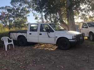 Holden rodeo dlx | Cars, Vans & Utes | Gumtree Australia