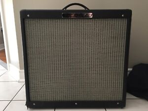 Fender Hot Rod Deville 410 (60w tube amp)