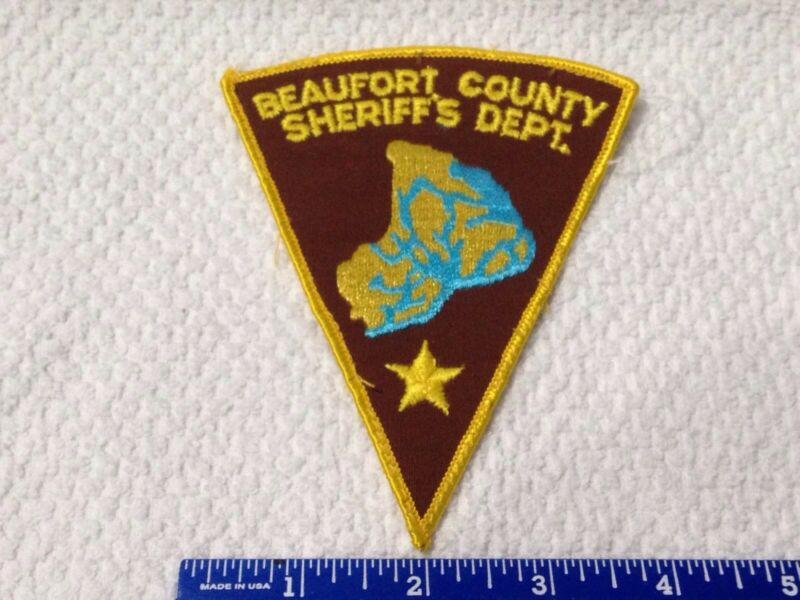 SOUTH CAROLINA, BEAUFORT COUNTY SHERIFF
