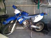 Yamaha WR250 Iluka Clarence Valley Preview